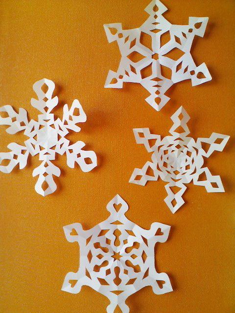 すべての折り紙 折り紙こま一枚 : ... 結晶」 | こまえスマイルぴーれ
